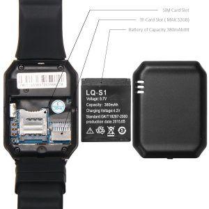 Propiedades de un smartwatch