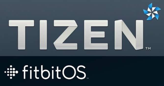 Tizen y FitbitOS