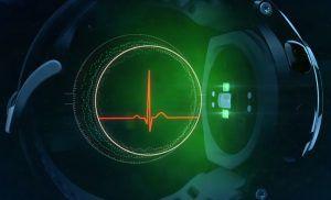 pulsómetro sensor óptico