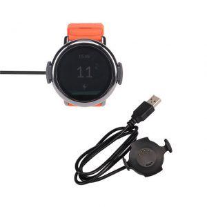 carga por cable USB