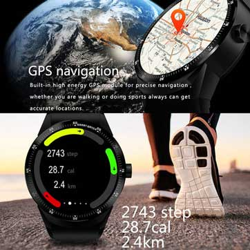 Smartwatches con gps