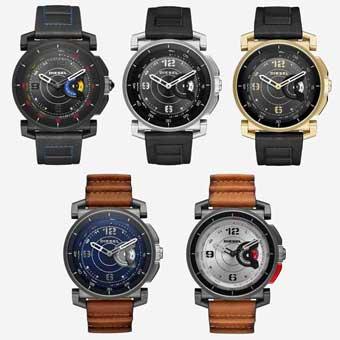reloj inteligente Diesel