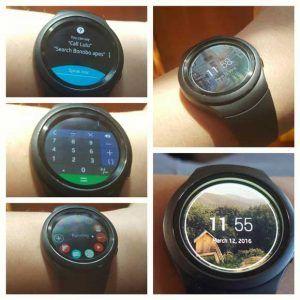 Reloj inteligente Samsung hombre