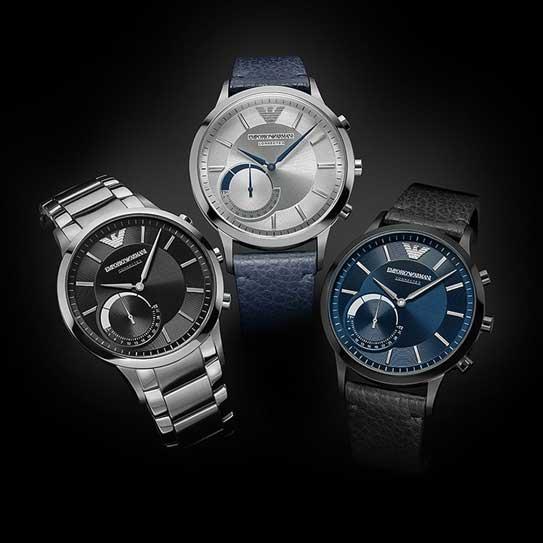 Smartwatch Enporio Armani