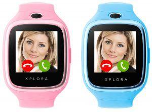 Xplora 3S smartwatch para niños