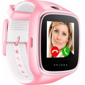 Smartwatch para niños Xplora 3S Rosa