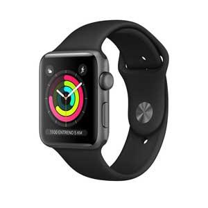 apple watch series 3 gris espacial 38 mm