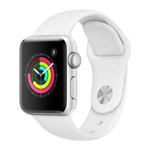 apple watch series 3 plata 38 mm