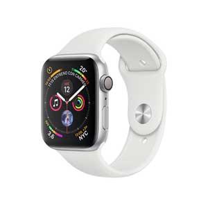 apple watch series 4 correa blanco