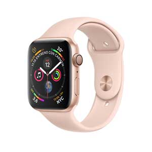 apple watch series 4 correa rosa arena