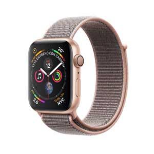 apple watch series 4 correa Loop rosa arena