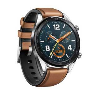 Huawei Watch GT marrón