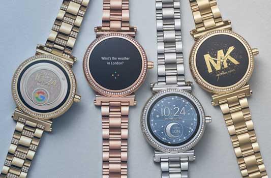 relojes inteligentes Michael Kors