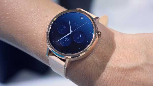 Smartwatch Motorola 360 v2