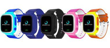 reloj inteligente brigmton bwatch-kids