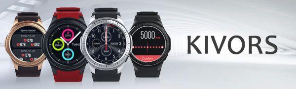 Kivors y sus smartwatch