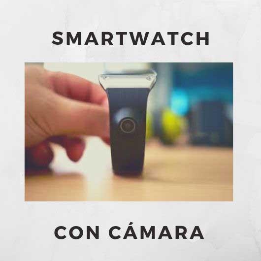 smartwatch con cámara