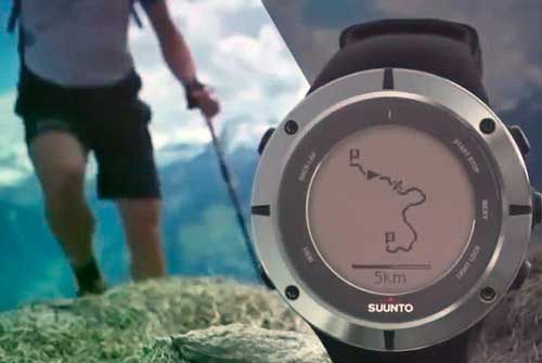 mejores smartwatch para trail